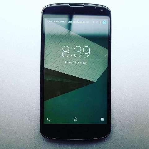Vendo Lg Nexus 4 4g