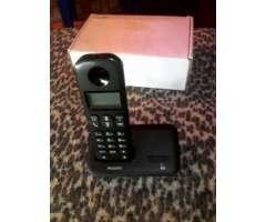 Vendo Telefono Inalambrico Philips