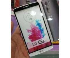 LG G3 Nuevos M01
