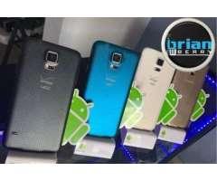 Samsung Galaxy s5 Como Nueva Clase A $5399 Pant 5.0 , 16 mem, 2.5 RAm Garantia de Un Mes
