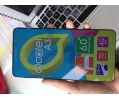 Vendo Alcatel A3 XL nuevo de caja