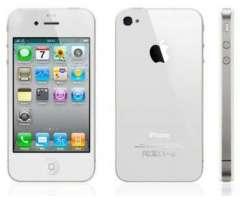 iphone 4s white 8gb. usado.