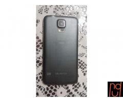 Vendo Samsung Galaxy S5 negro