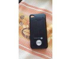 Cargador iphone 4 inalámbrico