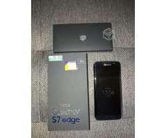 Samsung S7 Edge nuevo embalado