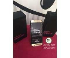 Samsung Galaxy s7 Edge En condicion de Nuevo LTE **Tienda CMGadgets/