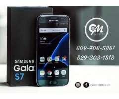 Samsung Galaxy s7 internacional 4GLTE like new!!! /