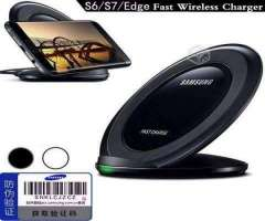 Cargador Inalambrico Fastcharger Samsung Galaxy S6, S7,edge