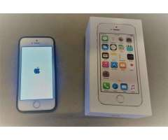 Iphone 5s 16gb accesorios liberado