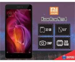 Xiaomi Redmi Note 4 32gb 3GB RAM Dual Gris Snapdragon 625 2GHz