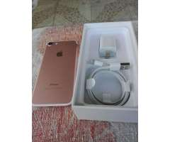 Vendo iPhone 7 64 Bits