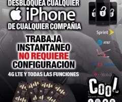 Turbo sim para iPhone 4s, 5,5c, 5s, 6 ,6+,7,7+,8,8+y X con DATA Y TODO INCLUIDO