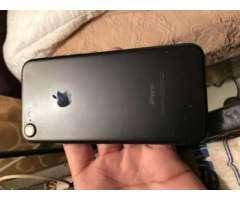 Vendo o Cambio iPhone 7 128gb MATTE Factory con su caja