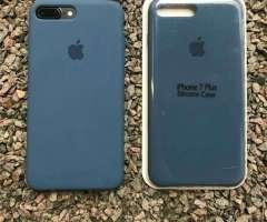 Case de Silicona para iPhone 7 Plus