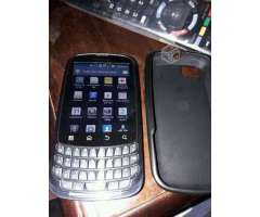 Celular motorola blackberry touch