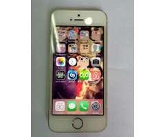 Vendo iPhone 5s de 16gb Libre Y en Buen