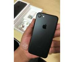 IPhone 7 256 GB impecable