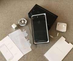 iPhone 7 Plus 128Gb de Paquete Jet Black