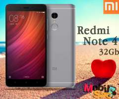 Xiaomi Redmi Note 4 32GB 4G Dual Sim//Nuevos en Caja Con Garantia de Tienda