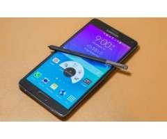 Samsung Galaxy Note 4 de 32 Gbytes Interno, Varios colores, Internacionales n01