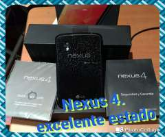 Lg Nexus 4.16gb Excelente Estado