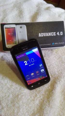 Vendo Blu ADVANCE 4.0 CASI NUEVO Negociable