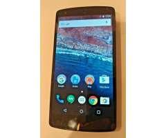 LG Nexus 5 libre para todo operador