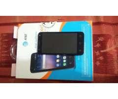 Como Nuevo Telefono Celular Alcatel Ideal 4g Android 5.1 8gb 1gb Ram, solo una semana de uso