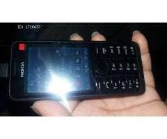 Nokia 301 nuevo C$1200