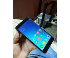 Vendo Xiaomi Redmi Note 4 de 64gb de Mem