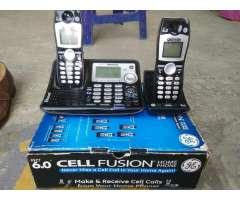 Tlf Inalámbrico Cellfusion con Bluetooth
