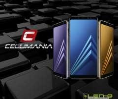 SAMSUNG GALAXY A8 2018. 32GB ALMACENAMIENTO 4GB MEMORIA RAM