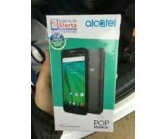 Alcatel pop mirage 1 sellado liberado gris 16gb