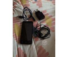 Se vende celular alcatel pixi3 4.5 one touch