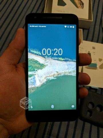 Google LG Nexus 5x Menos De 1 Año De Uso!