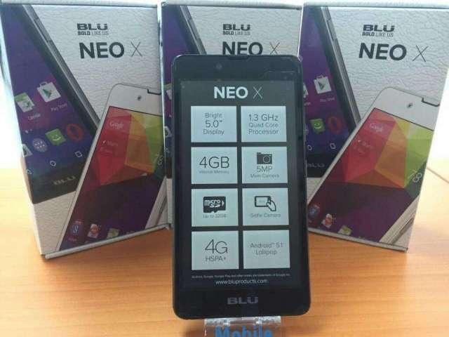 Vendo Celular Blu Neo