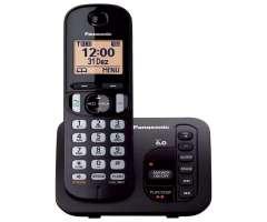 Teléfono Inalámbrico Panasonic Kxtgc220 Contestador Altavoz