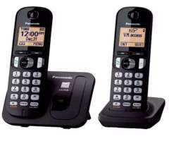 Teléfono Inalámbrico Panasonic Kxtgc212 Doble Altavoz