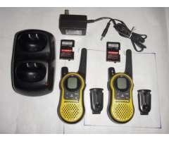 Radios MOTOROLA TalkAbout Modelo: MH230R USADOS POCO