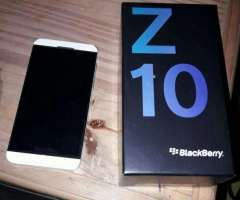 Blackberry Z10 Bien Cuidado