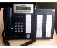 Teléfono/Conmutador Panasonic
