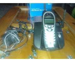 Teléfono Inalámbrico Siemens Impecable