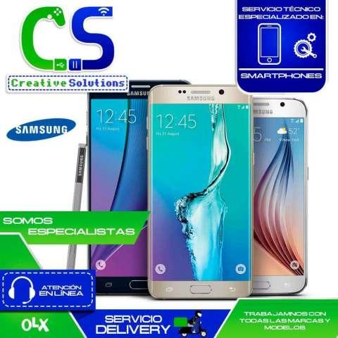 6b636e6f23a Servicio tecnico especializado en cambios de bateria de celulares y equipos  SAMSUNG. con garantia