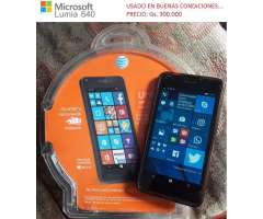 Microsoft Lumia 640 * Usado 100 Funcional