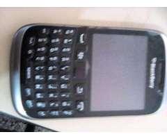 blackberry curve 9320 digitel con su caja