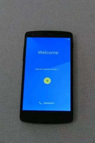 Vendo Lg Google Nexus 5 Lg Liberado