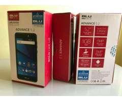 Blu Advance 5.2 Android 7.0 Barato
