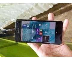 Lumia 650 nitido