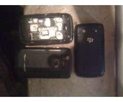 Carcasa Blackberry Bold 6,4,2,1 Y Otros