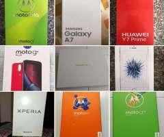 Venta  Cambio de Teléfonos Motorola, Samsung, Huawei, Sony  Iphone Nuevo y Usados GXA